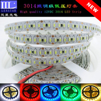 Hot sale 240PCS of high brightness SMD 3014 LED per meter high quality 12VDC Non-waterproof type Flexible LED Strip