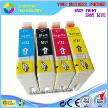 high quality T0761-T0764 refill ink cartridge for epson stylus cx2800