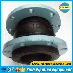 Factory supply flanged EPDM flexible rubber joints