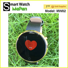 MaPan smart watch high quality MW02/ fashion watches for ladies waterproof women watch