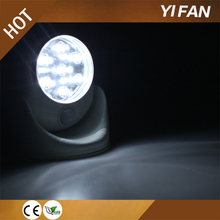 Hot selling e27 pir infrared motion sensor led light bulb lamp with great price