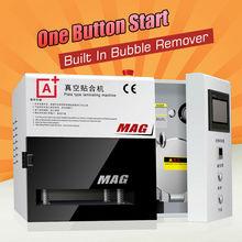 A+ KO MAG Vacuum OCA lamination machine built in bubble removing lcd glass separator cellphone reapir spare part glues laminatin