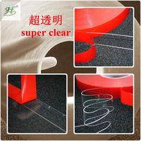 Acrylic adhesive foam double-sided adhesive tape uv