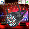 54*3W RGBWA led par lights disco light Stage effects