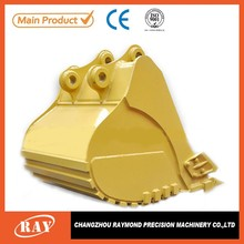 PC130 digger/digging excavator bucket for attachment parts