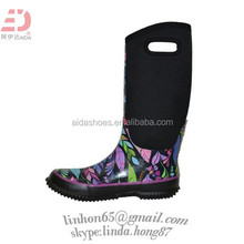 Toe Boots Low Neoprene Boots