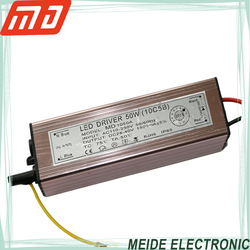 50W waterproof electronic led driver, power supply