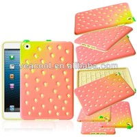 """Strawberries soft Case Cover For Apple Ipad MINI 7""""tablet"""