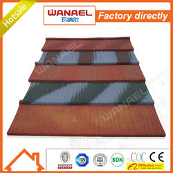 Wanael roof tile factory/lowes corrugated metal roof/building materials guangzhou