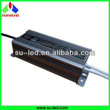 Three core shielded wire 80W led transformer 24v