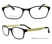 2013 latest optical changeable temple eyeglasses frame