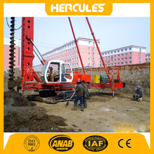 New Condition Hydraulic Longr Auger Drilling Rig