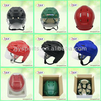 hot promotion China factory wholesales mini ice hockey helmet