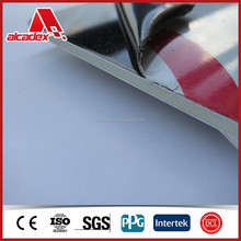 6mm acp/aluminium heat resistant building material