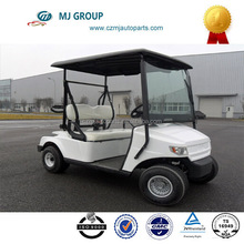 Two seat electric golf cart with mini electric golf cart 36V/1200W, CE Approved electric utility vehicle