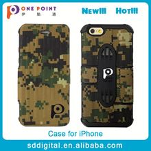 New Arrival 4.7 inch western camouflage cell phone case for iphone 6