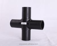 Factory price pe pipe fittings/female tee/male tee/flange/elbow