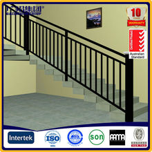 buena calidad de barandilla de aluminio para las escaleras