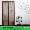 2015 HotSale Beautiful and Easy Magnetic Automatic Soft Screen Door