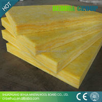 partition wall insulation glass wool thermal insulation materials