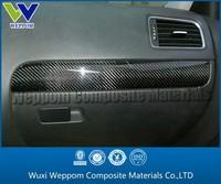 Latest Carbon Fiber Car Interior Accessories Accept Custom