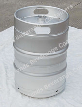 15.5 gallons, 1/2bbl, AISI304 stainless steel beer keg, beer barrel