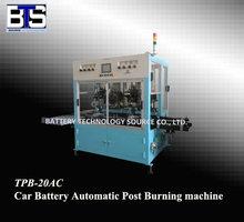 Tpb-20ac la batería del coche mensaje automático de la máquina de la quema