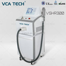 Fast selling! Lowest price stationary multifunctional beauty equipment SHR appliance