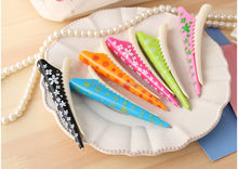 ball pen with hair clip 2015 new product in China market. original ball pen with girl hair clip