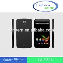 nuevos productos calientes para 2014 OEM / ODM super precio al por mayor 4.4k androide. WCDMA LTE 4G juego libre para el teléfono móvil LB-H501