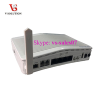 Triple Play 4 ports 2 FXS GPON IP Video, VoIP wireless GPON ONT
