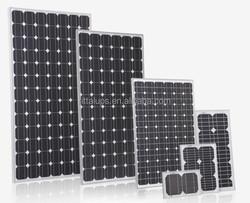 monocrystalline solar power panels 150w