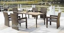 Venta caliente baratos de jardín al aire libre de muebles de china proveedor de fabricación gt-tc02