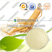 Manufacturer production natural siberian korean extract ginseng