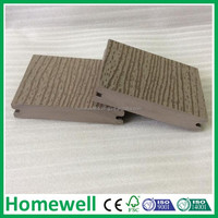 Green crack-resistant wpc solid boat decking material