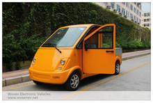 Alta calidad mini vehículo eléctrico cargamento / coche transporte /camioneta cargamento / WS-HY2M