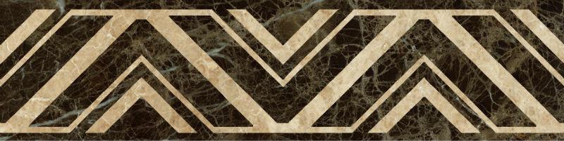 mármol compuesto suelo frontera diseños de mármol del piso de la frontera