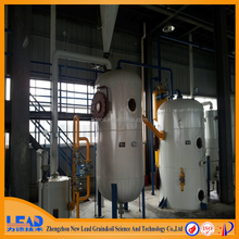 16 years experience hot sale cheap cooking oil refining with ISO