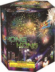 Good quality consumer cake fireworks for sale 1.0'' 19 Shots Hong Kong monkey fireworks