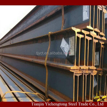 Carbon Structural Hot Rolled H Beam Steel ss400