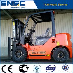 price forklift new import japan nissan engine forklift truck 2ton