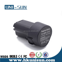 Lithium battery 10.8v 1.5ah li-ion power tool battery bl1013