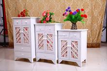 Receive customized wooden drawer cabinet Rural drawer locker wholesale