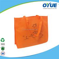 Best sale reusable customize logo non woven fabric carry bag
