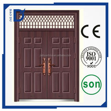 exterior non-standard steel doors metal doors in china making