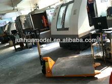 rapid cnc machining -aluminum, steel cooper and plastic