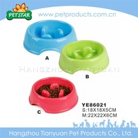 Hot selling promotional best travel pet bowls and mat