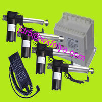 Waterproof IP65 Linear Actuator DC 12V OR 24V for Home Bed, Medical Bed, Beauty Bed, Recliner Chair, other Funiture Mechanism