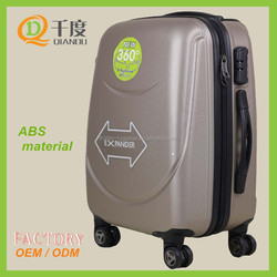 New brand custom color travel luggage set/ Children faveriate suitcase