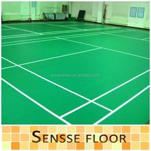 Basketball/Futsal/Volleyball/Tennis/Gym Indoor Sports Flooring